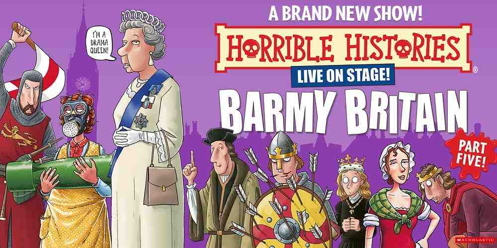 Billionaire Boy and Barmy Britain