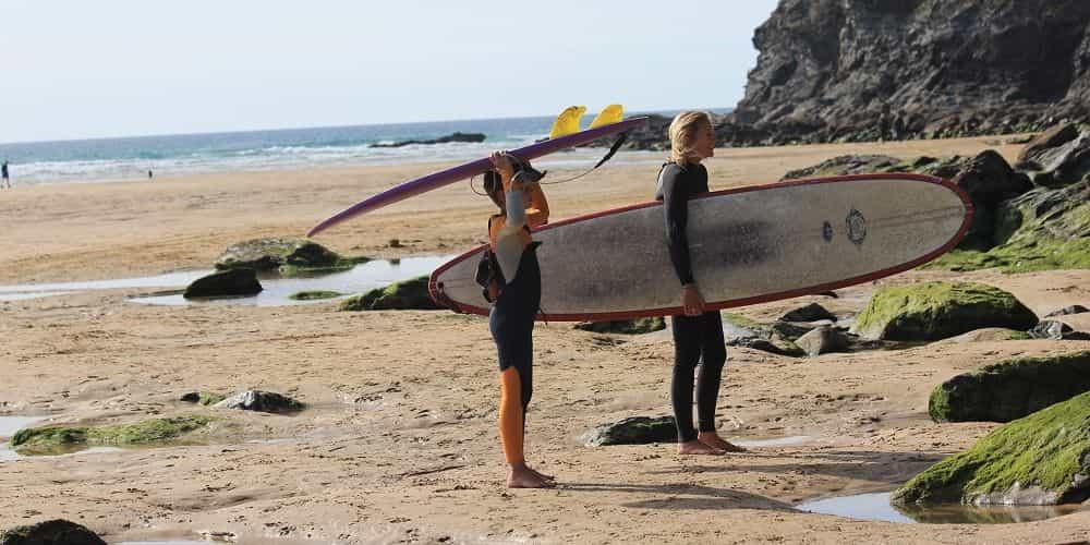 luxury family surf breaks