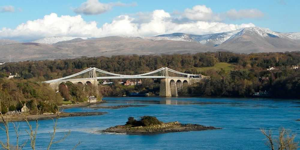 touring Wales on a family motorhome holiday