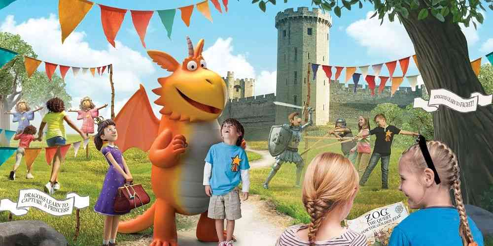 15 amazing UK family activities for kids of all ages this August