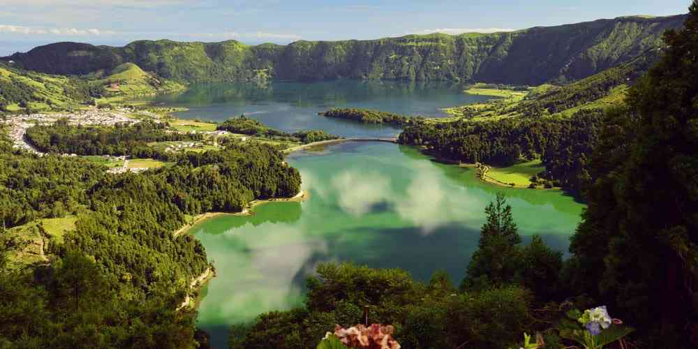family holidays in the Azores