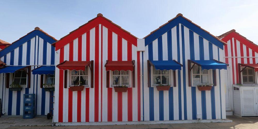 15 most beautiful places in Portugal Costa Nova do Prado