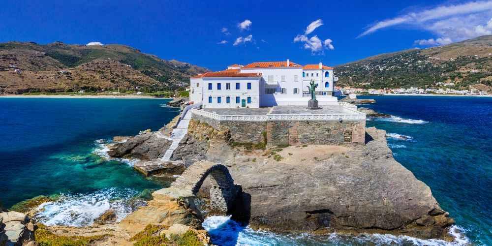 Greek island holidays: why artsy teens love the Cyclades best