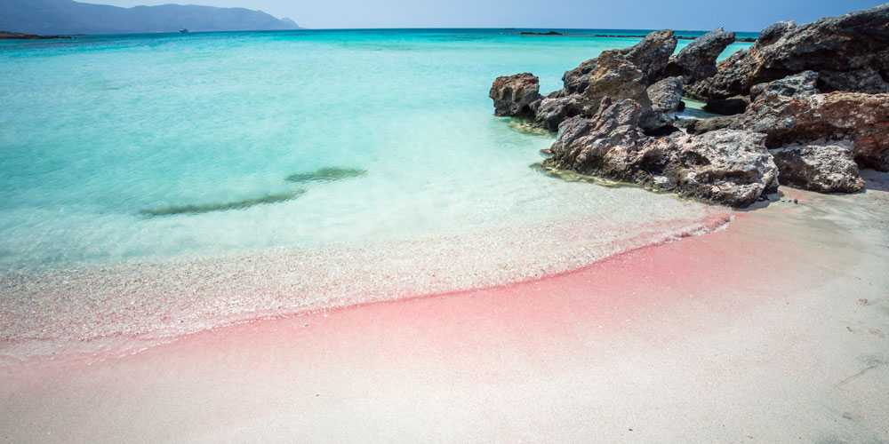 family friendly beaches Greece Elafonisi