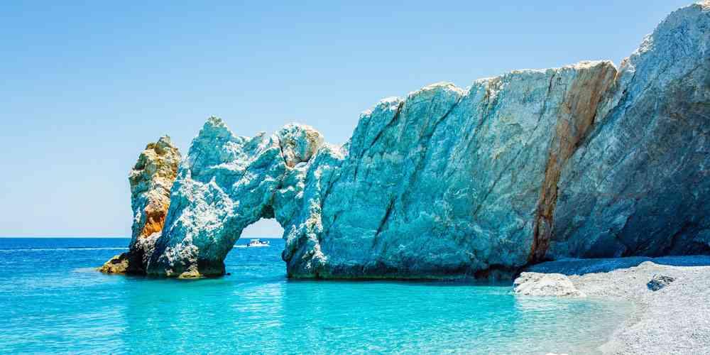 Best family friendly beaches in Greece Skiathos