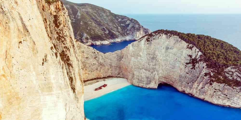 Best family friendly beaches in Greece Zakynthos