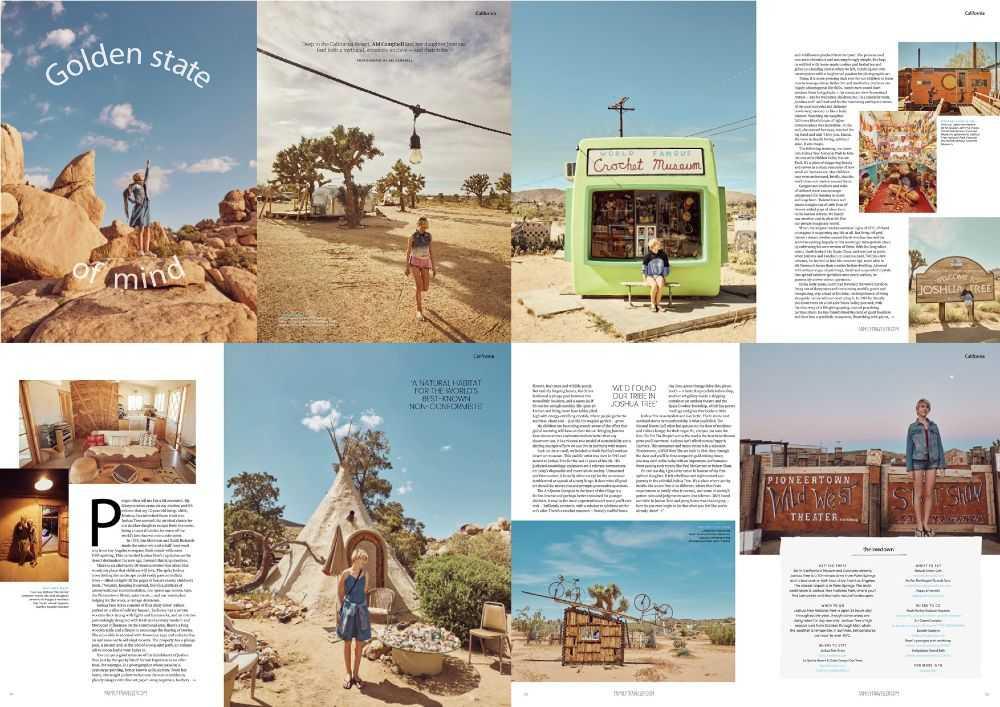 Family Traveller Magazine California