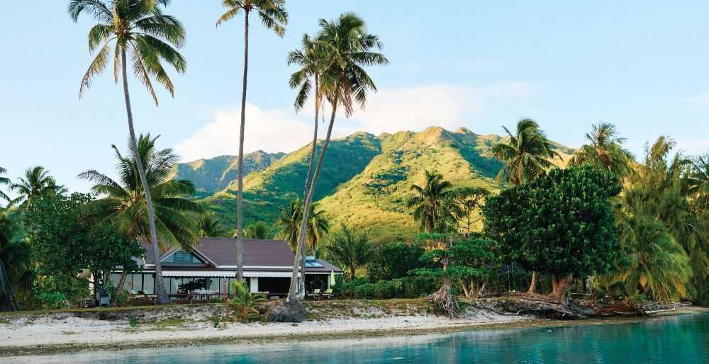 Family Traveller Magazine Tahiti