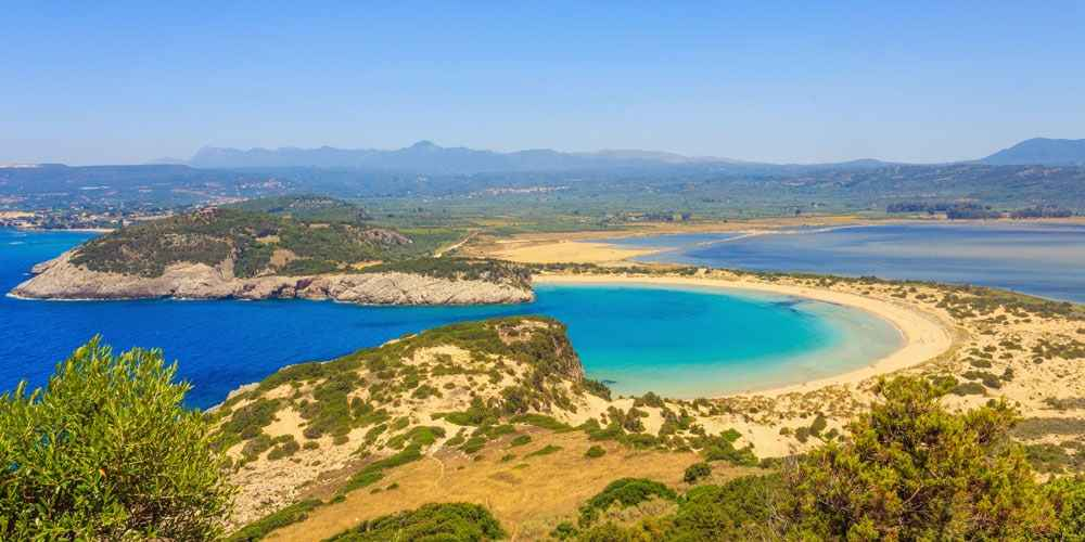 Best family friendly beaches in Greece