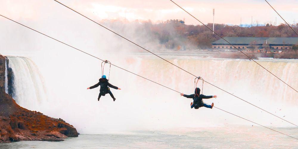8 best ziplining parks in the US