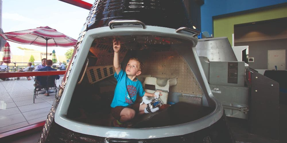 An Alabama family road trip is an easy lesson in fun for kids