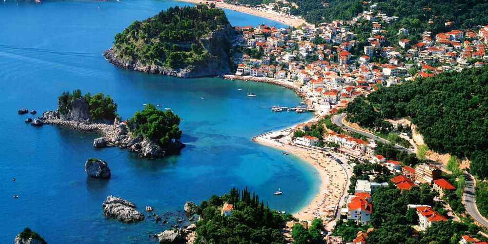 family summer holidays in Greece Parga Epirus Riviera