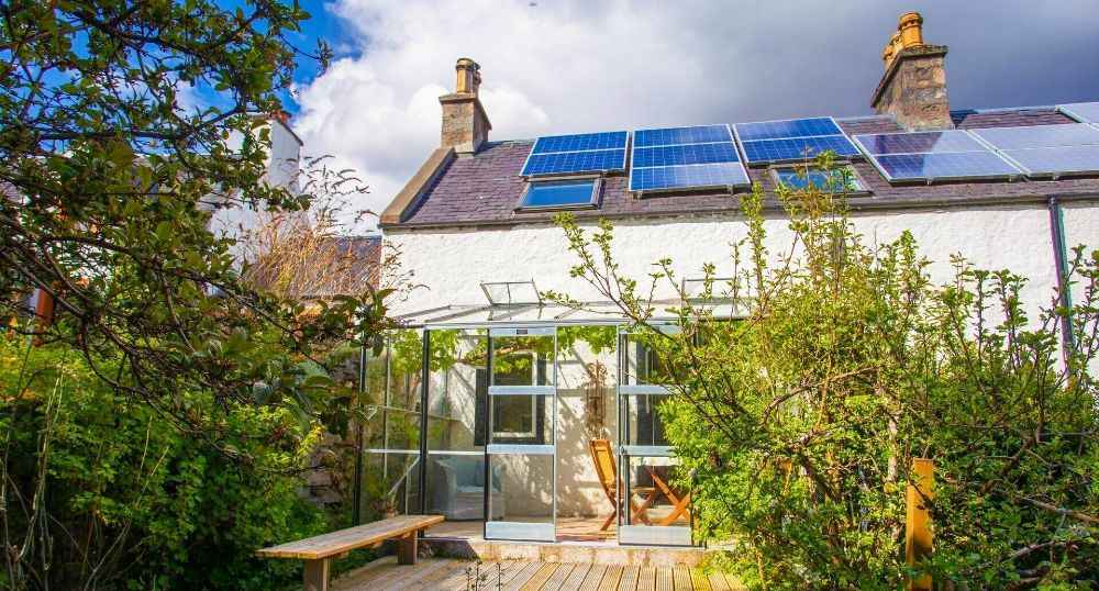 dream family holidays homes to rent Vrbo country cottage Inverness Scotland