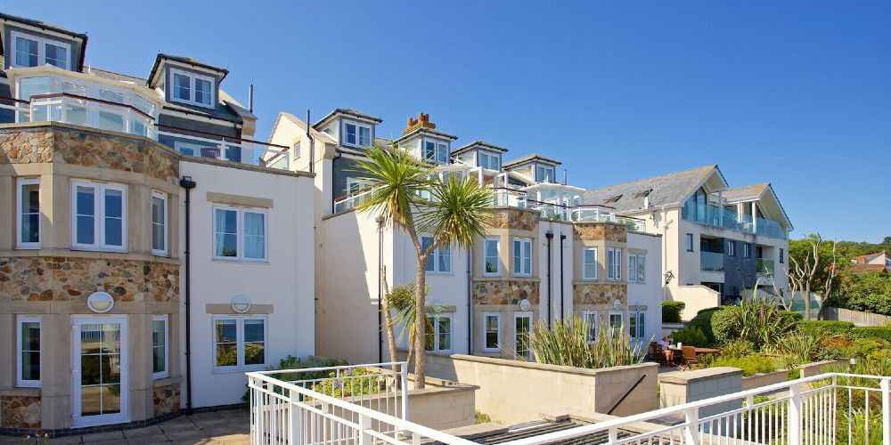 Vrbo dream family holiday homes Apartment Compass Point Carbis Bay St Ives Cornwall