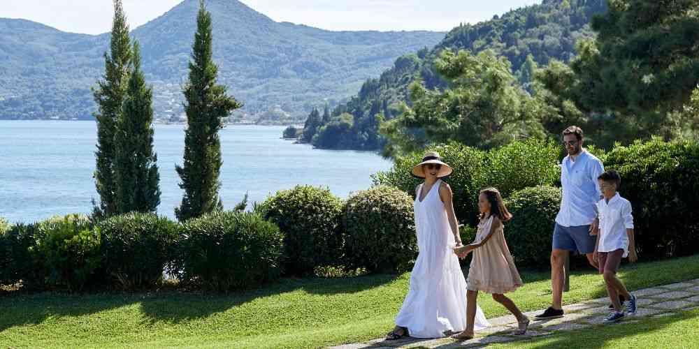 Corfu family holiday, MarBella Corfu hotel, luxury family holidays Corfu