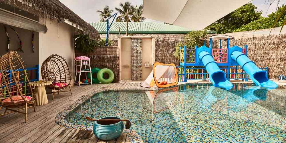 33% off Maldives family holidays at Finolhu Baa Atoll resort