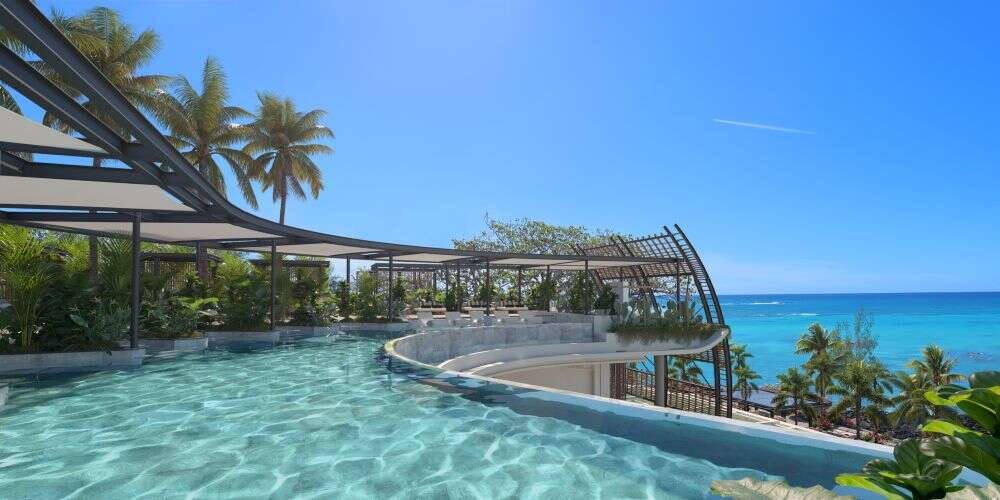 Mauritius family holidays LUX Grand Baie new boutique resort opens November 2021