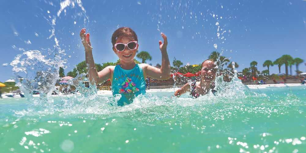 year round Florida sun, St Pete and Clearwater, Florida family holidays