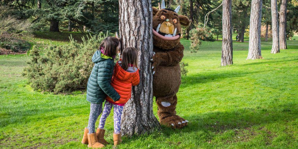 Gruffalos Child Trail Kew Gardens October half term 2021
