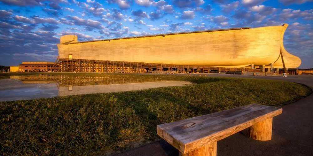 Kentucky family road trip Ark Encounter Williamstown